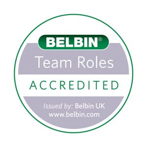 accredited Belbin Practitioner